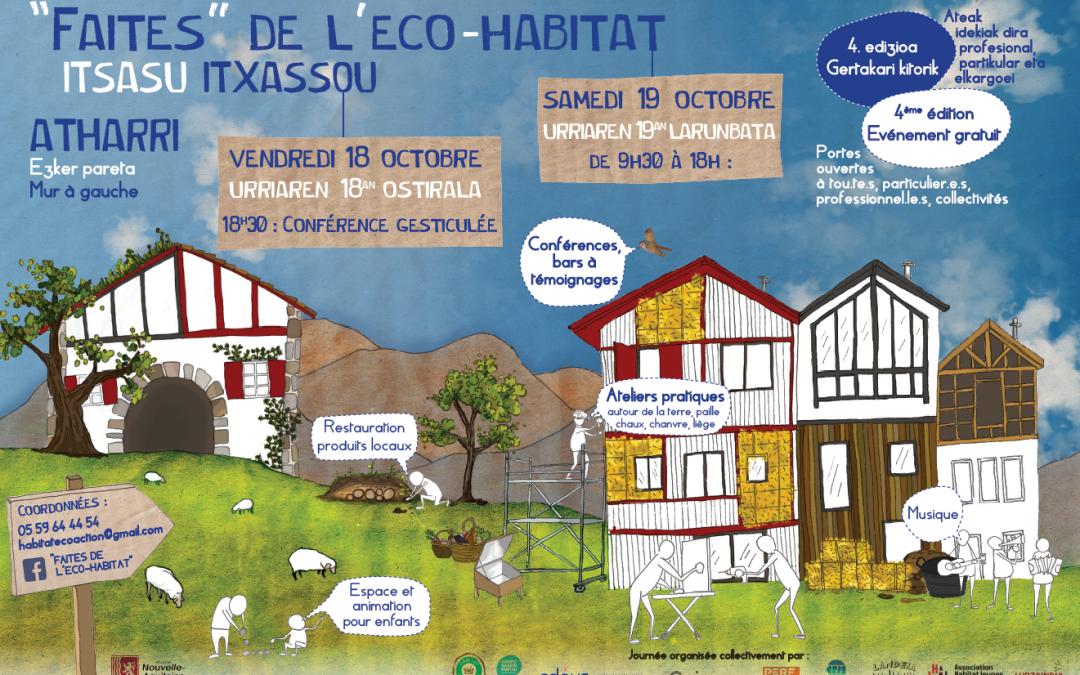 Faites de l'Eco-Habitat 2019